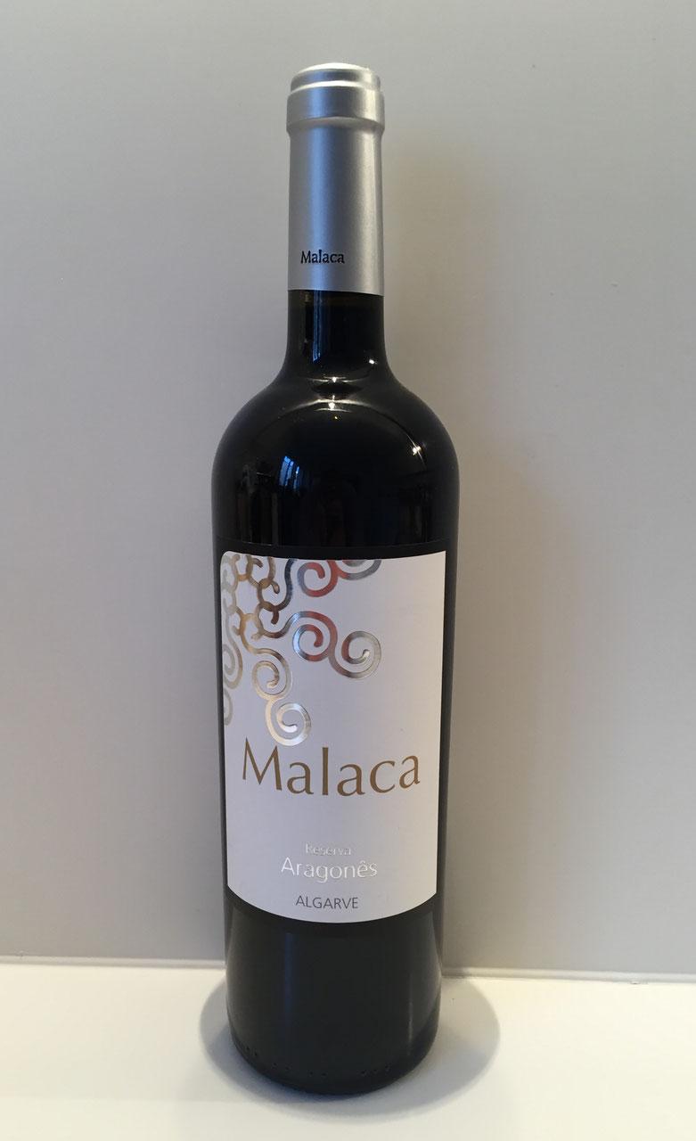 Malaca Reserva Aragones 2014